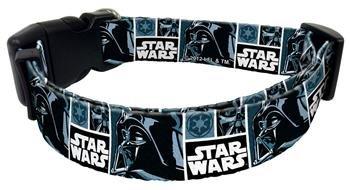Mirage Darth Vader Dog Collar Medium