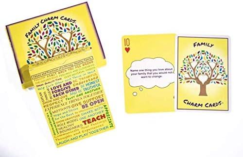 Las Mejores Cartas de Juego de la Historia. - Tarjetas de Encanto – Edición Familiar.: Amazon.es: Juguetes y juegos