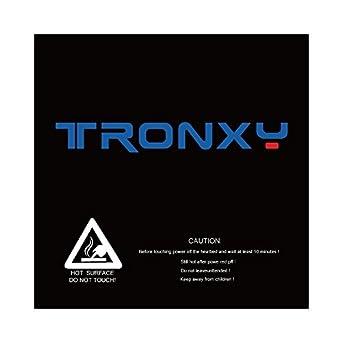 Amazon.com: tronxy 210200, incluye pegatina de Scrub ...