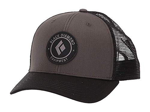 Black Diamond Unisex BD Trucker Hat Walnut/Black One Size ()