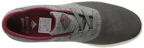 Emerica-The Reynolds Cruiser Lt GRAY/RED