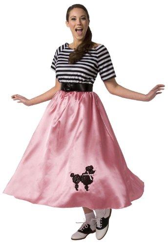 Disfraz de los años 60 para mujer