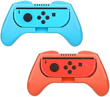 HEYSTOP Nintendo Switch Joy-con Grips (2 Piezas), Mando Joy-con ...