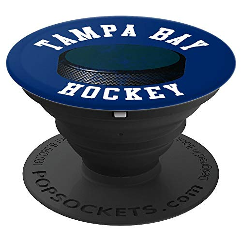 (Tampa Bay Hockey - PopSockets Grip and Stand for Phones and Tablets)
