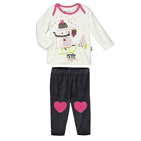 d3d4c34f921f4 Pyjama bébé 2 pièces velours Lovesnow - Taille - 18 mois (86 cm ...