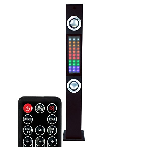 Tower With Lights Bluetooth Speaker Bluetooth Speakerorg