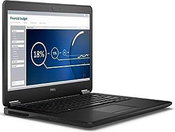"DELL Latitude E7450 2.3GHz i5-5300U 14"" 1920 x 1080Pixeles Negro - Ordenador"