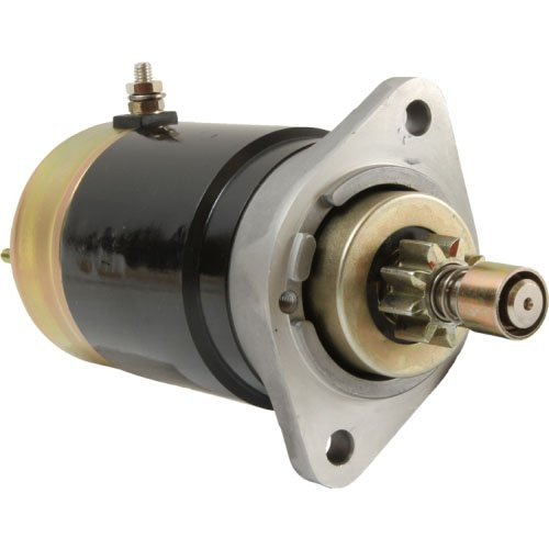 Db Electrical Shi0200 Starter For Polaris Snowmobile 400 500 650 Fin Nor Swe Classic Trail 3083189 by DB Electrical
