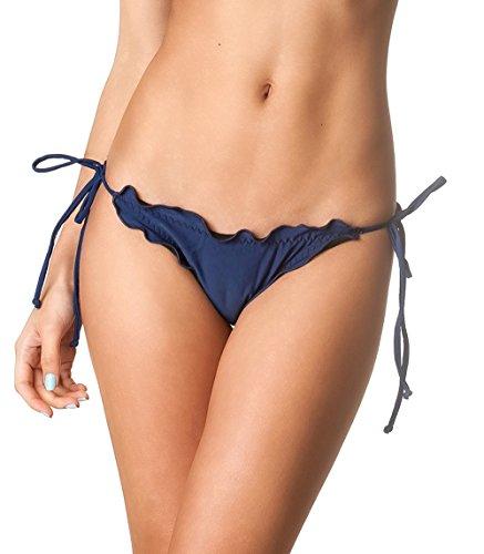 COQUETA Brazilian Bikini Scrunch Swimsuit product image