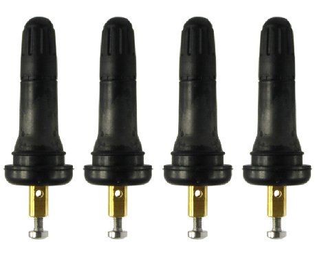 4 x TPMS VALVES REPLACMENT PART Buick Cadillac Chevrolet Chrysler Dodge Ford GMC Jeep Lincoln SN/EW/TPMS-413