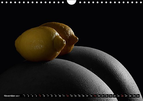 Nudes and fruit
