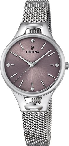 Festina Mademoiselle F16950/B Wristwatch for women Classic & Simple