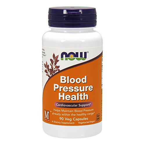 NOW Blood Pressure Health,90 Veg Capsules