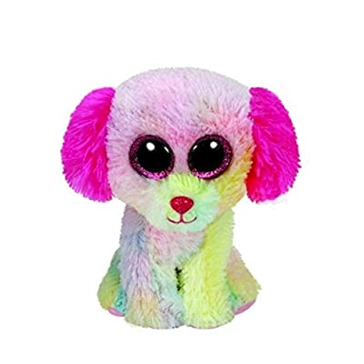 Ty Beanie Boos Lovesy - Dog (Justice Exclusive): Toys & Games [5Bkhe0805547]