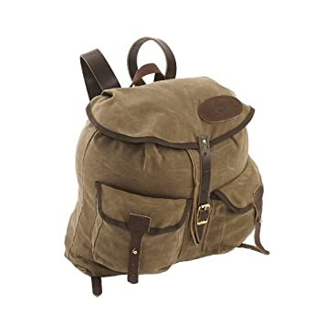 Frost River Geologist Wax Canvas Bushcraft Backpack  Amazon.co.uk ... b14f643e174d