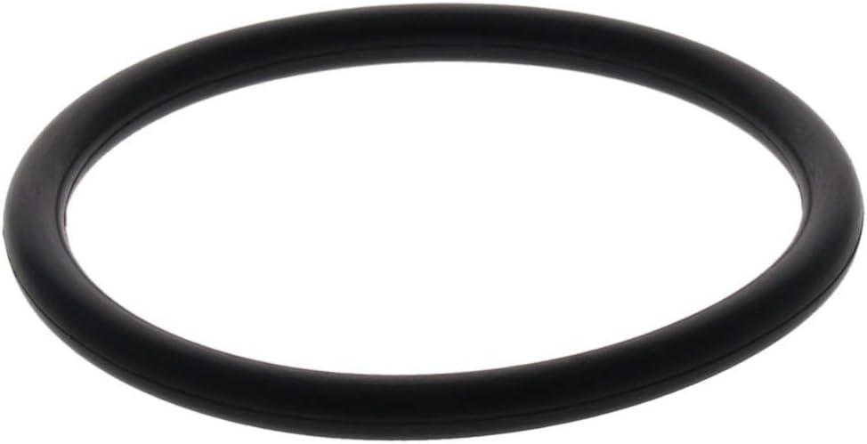 75 mm OD 65 mm DI 5 mm Di/ámetro del cable Sellado negro Junta de goma de nitrilo Surtido de reemplazo para autom/óviles Reparaci/ón de veh/ículos automotrices Plomer/ía profesional 10 piezas