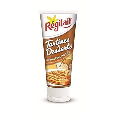 regilait - desayuno y postre caramelo mantequilla sale Tubo - 300 g: Amazon.es: Bebé
