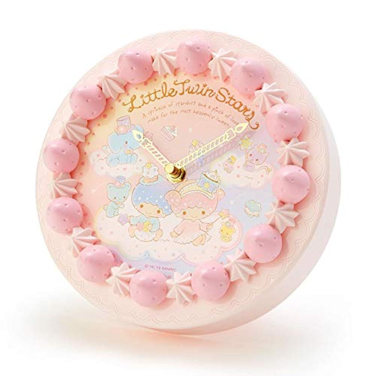 [해외] 리틀 트윈 스타의 케익틀 벽시계