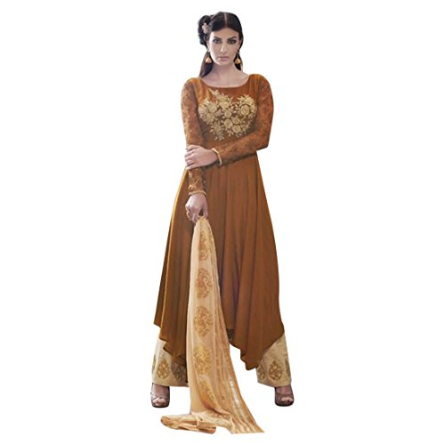Bridal Collection Khadi Silk Anarkali Salwar Kameez Trouser Custom to Measure Muslim Eid Indian Ethnic 2801 (Trouser Kameez)
