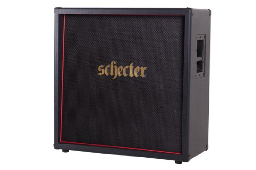 Schecter HR412-STE Hellraiser Stage 4x12 Straight Cab by Schecter