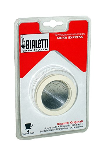 Cheap Replacement Gaskets & Screen for 9 Cup Moka Express
