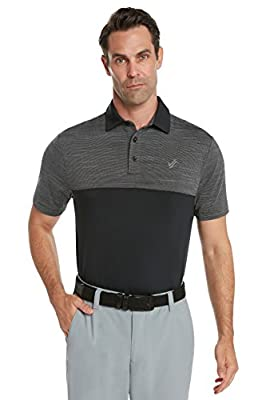 Jolt Gear Dri-Fit Golf Shirts for Men - Moisture Wicking Short-Sleeve Polo Shirt