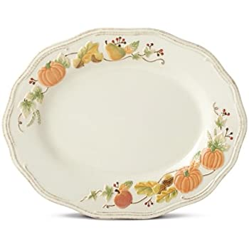 Pfaltzgraff Plymouth Oval Platter