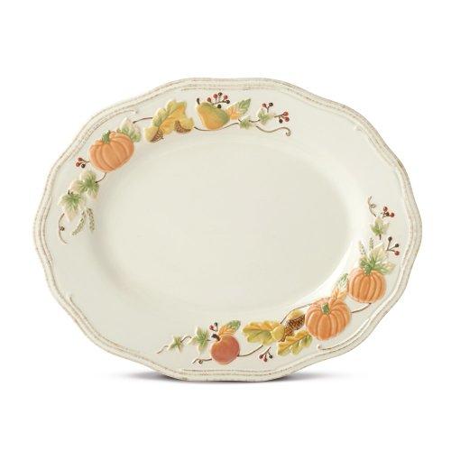 Pfaltzgraff Oval Plates - Pfaltzgraff Plymouth Oval Platter