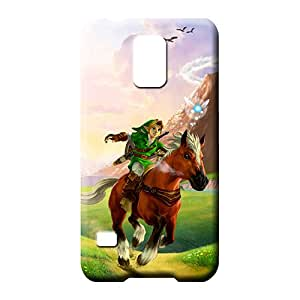 samsung galaxy s5 Protection High Quality New Arrival Wonderful phone carrying skins legend of zelda