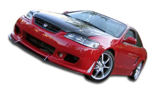 Duraflex Replacement for 1998-2002 Honda Accord 2DR B-2 Front Bumper Cover - 1 Piece