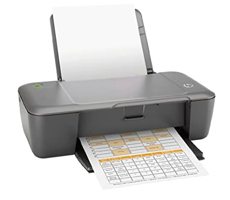 HP Deskjet 1000 J110a - Impresora de Tinta (1000 páginas por Mes ...