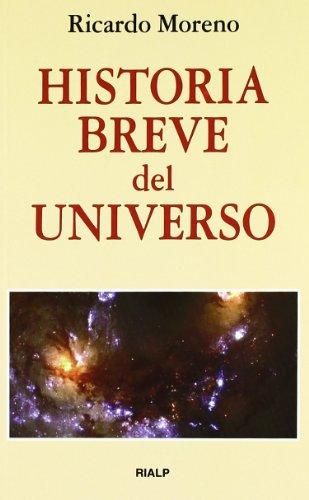 Descargar Libro Historia Breve Del Universo Ricardo Moreno