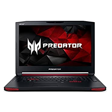 Acer Predator 17 Gaming Laptop with Inteo Core i7-6700HW Quad-Core Processor, NVIDIA GeForce GTX 980M (G9-791-79Y3) (Manufacturer Refurbished)