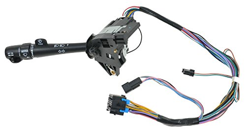 Cruise Control Windshield Wiper Arm Turn Signal Lever Switch for 00-05 Impala ()