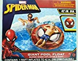 """UPD Spiderman 42"""" Inflatable Giant Round Float"""