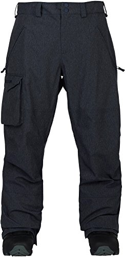 Burton Men's Covert Pant, Denim, Medium Burton Snow Pants