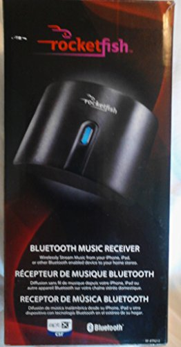(Rocketfish - Bluetooth Music Receiver)