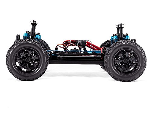 Volcano EPX Pro 1/10 Scale Brushless Truck Silver by Redcat Racing (Image #9)