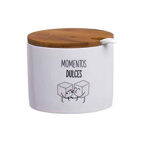 """DCASA AZUCARERO REDONDO CON TAPA """"MOMENTOS DULCES"""" product image"""