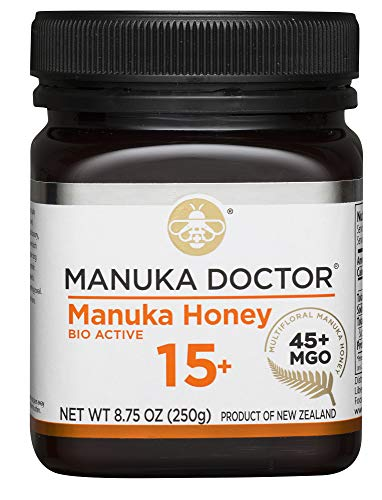 Manuka Doctor Bio Active Honey, 15 Plus, 8.75 Ounce]()