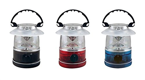 Sentry 5 Led Mini Lantern 7inch Tall Bright Light (Mini Railroad Lantern)