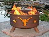 Texas Longhorn Fire Pit For Sale