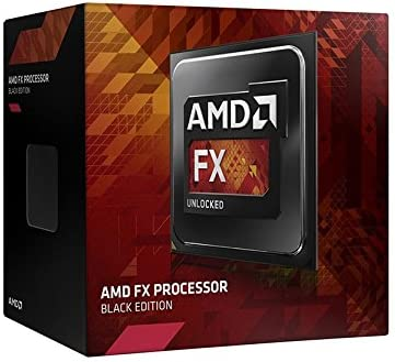 Amazon Com Amd Fd832ewmhkbox Fx 8320e 8 Core Cpu Processor Am3 4000mhz 95w 16mb Fd8370ewhkbox Computers Accessories