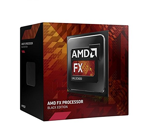 Series Core (AMD FD832EWMHKBOX FX-8320E FX-Series 8-Core Black Edition)