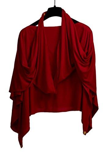Meet The Bina Wrap   Create 12 Styles From 1 Item Designed By Bina Brianca