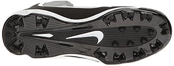 Nike Mens Huarache 2kfilth Pro Baseball Cleat Wolf Greyanthracitewhiteblack Size 8.5 M Us 2