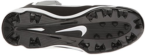 Nike Huarache 2KFilth Mens Pro Baseball Cleat Wolf Grey/Black/Anthracite/White