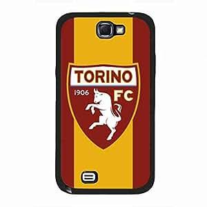 Torino Football Club Phone Skin,Hard Samsung Galaxy Note 2 Phone Cover,Logo Of Torino FC Samsung Galaxy Note 2 funda