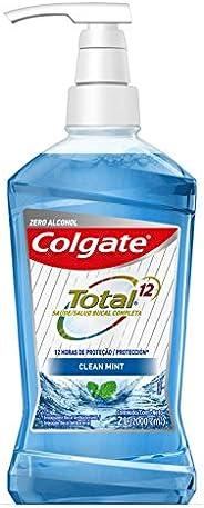 Enxaguante Bucal Colgate Total 12 Clean Mint 2000ml