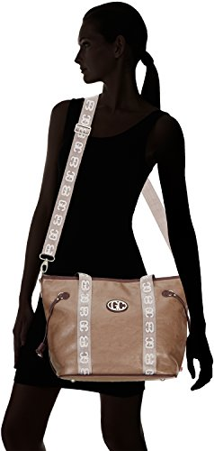 Taupe Poodlebag Tote For Bag City Women fqUwSXYTw